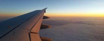 flying for dental work