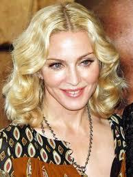 Zahnlücke der Schneidezähne bei Madonna