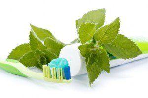Zahnpasta selbst machen ist möglich.