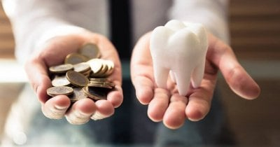 Geld und Zahn