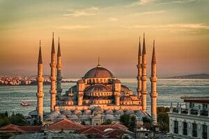 Zähne machen in Istanbul