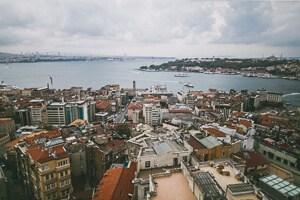 Istanbul Sehenswürdigkeiten: Ausblick auf den Bosporus