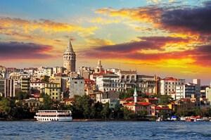 Sehenswürdigkeiten in Istanbul