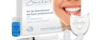 Smile Avenue Teeth Whitening Kit