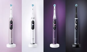 Oral-B iO Test - Farbauswahl