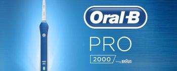 Oral-B Pro 2 2000N Test: Erfahrungen, Bewertungen und Wissenswertes