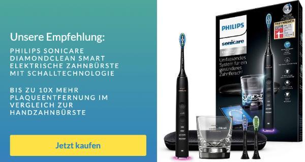 Philips Sonicare DiamondClean Smart Elektrische Zahnbürste mit Schalltechnologie