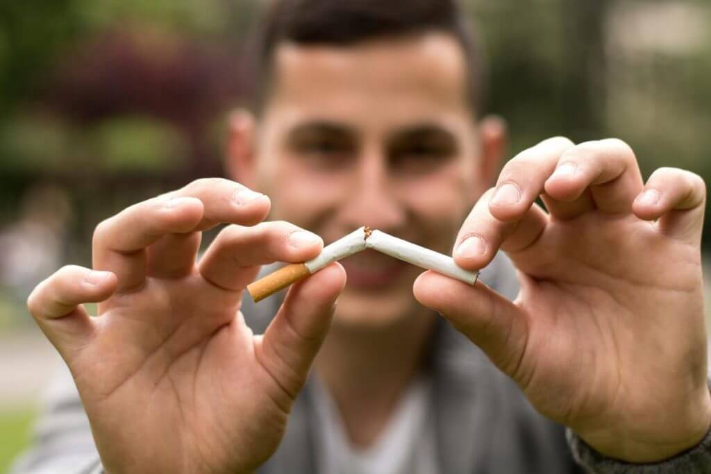 Wann wieder Rauchen nach dem Zahn ziehen