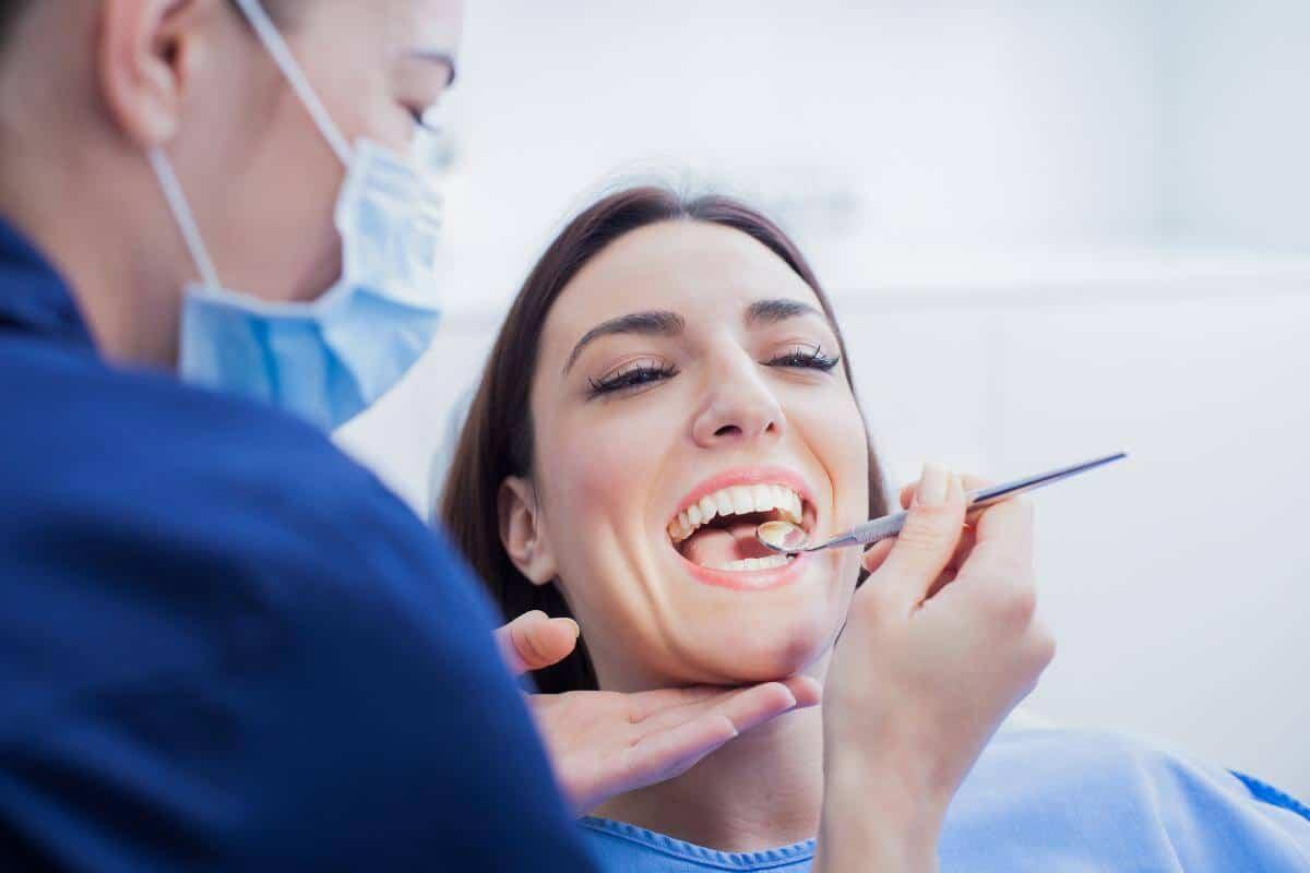 Zahn gezogen Wundheilung beschleunigen
