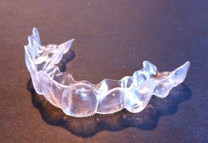 invisible aligner for teeth