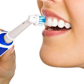 electric powered toothbrush