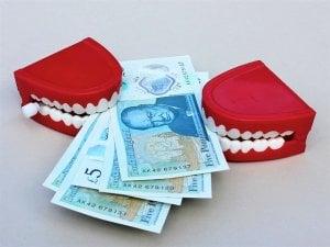 cost of braces uk