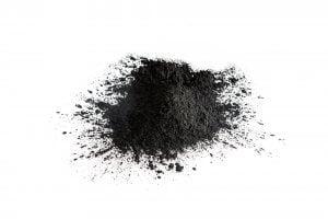 dents de charbon actif