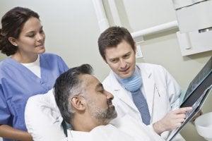 sinus lift for dental implant