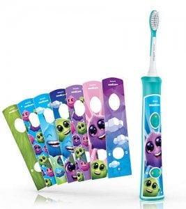 kids toothbrush with bluetooth