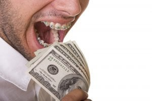 orthodontist monthly payment