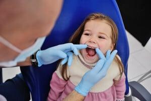 dental checkup child