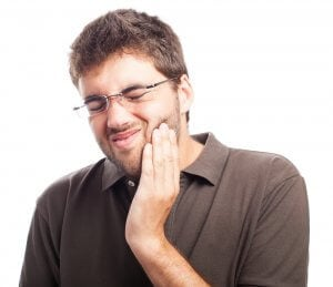 toothache after filling