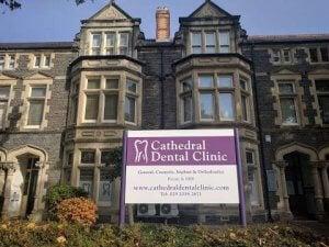 nhs dentist cardiff
