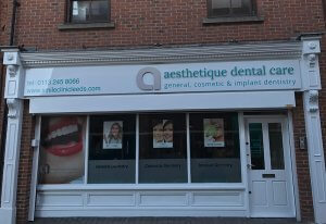 cosmetic dentist leeds