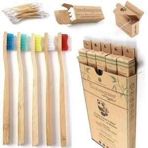 Bamboogaloo bamboo toothbrush