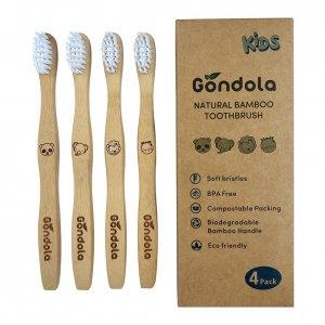 kids natural toothbrush