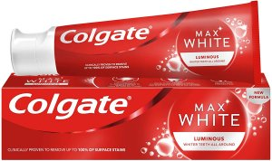 colgate whitening toothpaste
