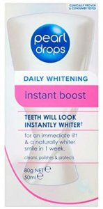 pearl drops whitening toothpaste