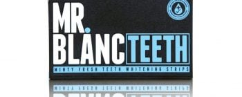 mr blanc teeth whitening strips reviews