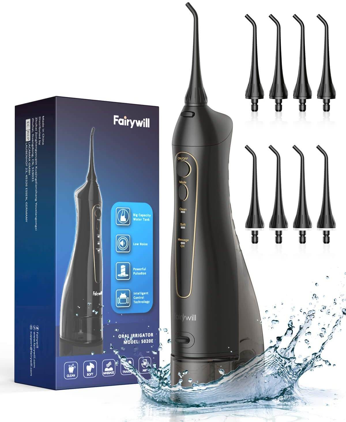 water flosser Fairywill
