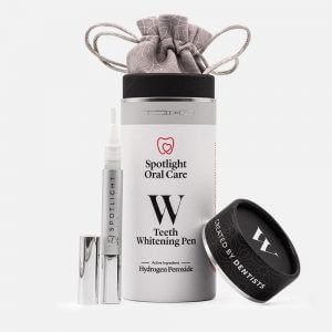 peroxide teeth whitening strips