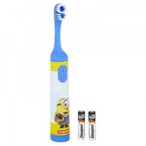 reseña del cepillo eléctrico colgate para niños