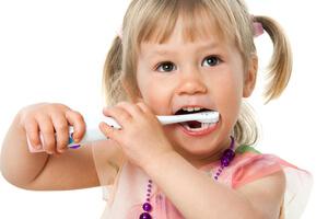 Cepillo eléctrico dental para niños