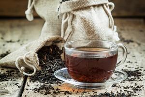 propiedades curativas del té negro. Infección de muela