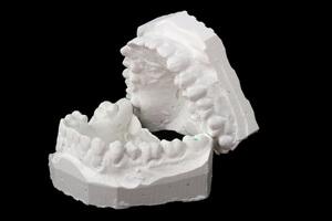 dentadura postiza molde