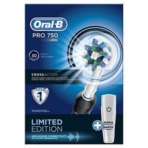 oral b pro 750 caracteristicas
