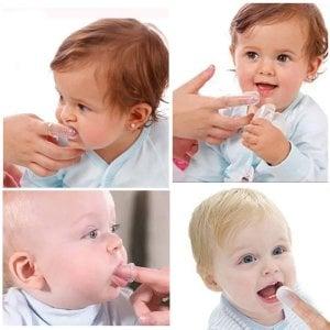 ¿Cómo limpiar la boca de tu bebé?