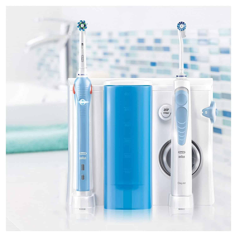 oral b irrigador oxyjet md20