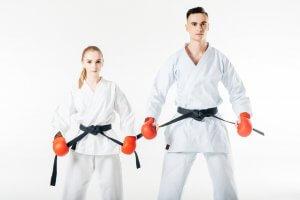 En los deportes de contacto como la lucha existe un gran riesgo de lesiones a nivel de la boca