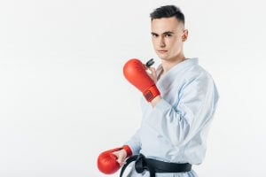 protector bucal para artes marciales