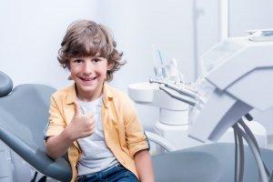 asistencia dental en niños
