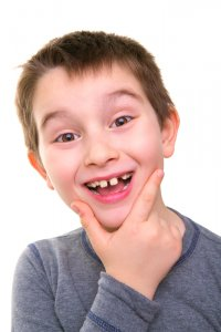 Diastema en niños