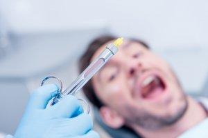 Aguja de anestesia