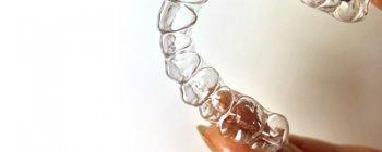 alineador dentaly transparente