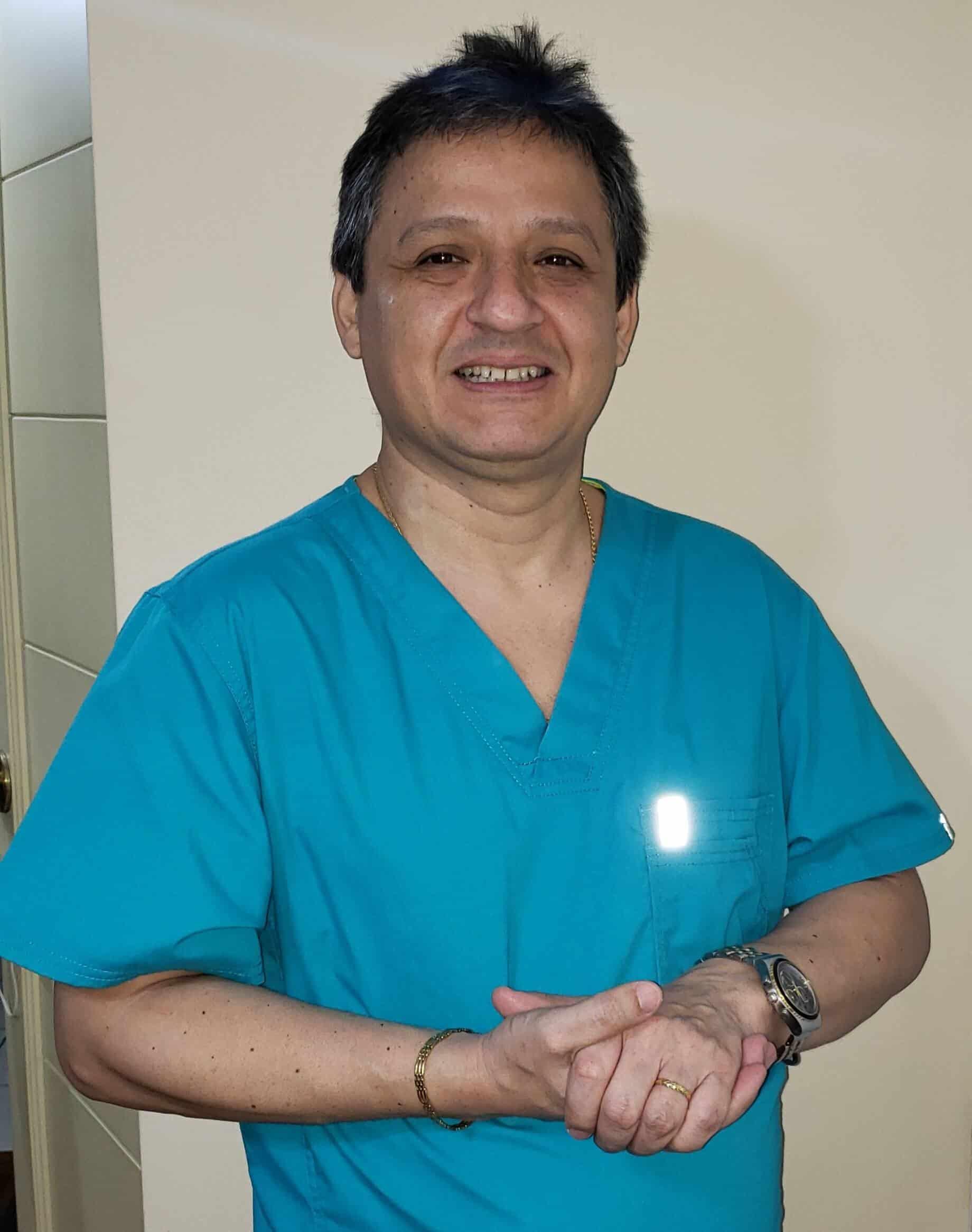 Dr. Gary Málaga Rivera