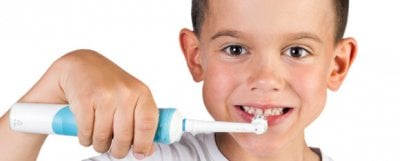Children electric toothbrush