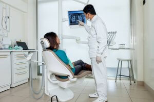 Dental work in Izmir