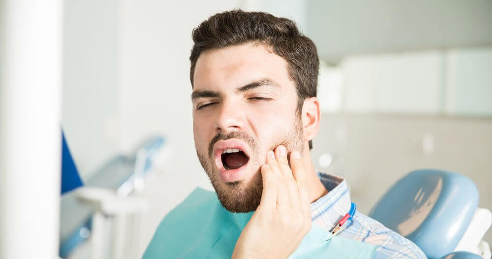 wisdom tooth cavity
