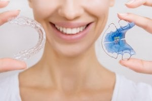 retainer for teeth straightening