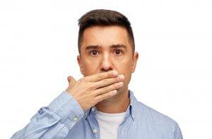 Causes of halitosis